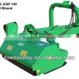 High quality Heavy verge AGF flail mower with hydraulic arm