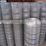 High strength galvanized Cattle mesh fence / Metal livestock farm fence panel (manufacturer)
