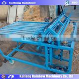 ISO Approved Advanced Technology Bamboo Mat Weaving Machine