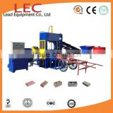 Cement concrete brick and block making machine for export