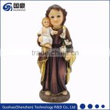 Custom catholic true religious items resin baby jesus statue for sale