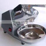 electric metal ice shaving machine / ice crusher
