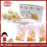 Center Filled Chewy Ball Fruit Chewy Sweets and Candies