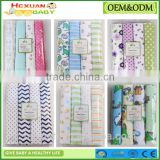 OEM factory or stocked designs 102*76cm Baby Receiving Blanket, Flannel Blanket, 100% Cotton Baby Blanket