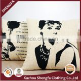 wholesale custom bamboo pillow case cover