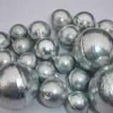 SHG Zinc Balls 99.995% for electroplating application