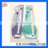 toothbrush/toothbrush home dental care silicone/adult toothbrush promotion adult tooth brush