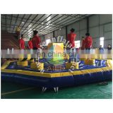New inflatable sweeper game,inflatable wipe out