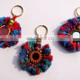 Indian Banjara tassels /key chain/zip puller/boho/Asian/ethnic/traditional Tassels, Bridal Wear Embellishment, Indian Tassels,