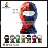 Summer Breathable Facekini Sun Protection Fashion Facekini Beach Wear Mask