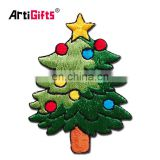 christmas tree embroidered christmas decorations