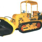 Hydraulic Side Dumping Mucking Loader