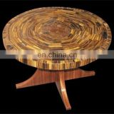 Tiger Eye Table Top, Beautiful Natural Stone Tiger Eye Dining & Coffee Table Top
