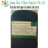 The activator before copper alloy chemical nickel plating copper alloy pretreatment liquid Nickel plating activator