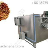 High effiency nut roasting machine supplier China/ nut process equipment for sale