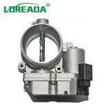 LOREADA Throttle Body Valve For Ford Focus 2 MK2 Fiesta VI 5 6 1.6 TDCI 7V2Q9E926AA A2C59513627 7V2Q9E926AB 1519126 1516716 4 PINS