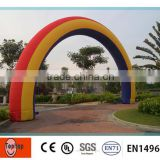 Rainbow Arch Type Inflatable Rainbow Arch Rental