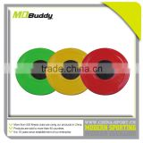 Factory OEM olympic rubber bumper weight plates wholesale