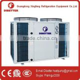 DBT-52W,52kw china air to water Heat Pumps(CE approved with 4.2 COP,Copeland Compressor)