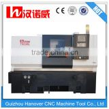 TSC36L turret type cnc turning lathe machine slant bed auto lathe with 6'' hydraulic chuck 8 station tool turret