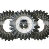Road roller Spiral bevel gear spare parts / XCMG spare parts/construction machinery parts
