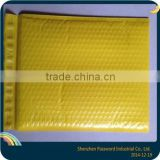 guangdong china Yellow Poly Bubble Material poly bubble mailer