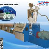 Plastic Single Screw Extruding Machine for Making PPR Pipe