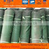 Best Sale Green Military Canvas Fabric for Tent with Low Price