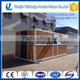 Export container disassembly type room, can be used as a storage tank trailer, worker housing, economical and practical.                                                                         Quality Choice