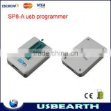 Sofi SP8-A high speed usb programmer, universal programmer supports over 4000 chips, auto programmer