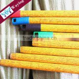 120cm wooden broom holder mop manufacture