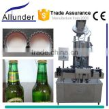 Large Capacity Automatic Crown Caps Beer Bottle Capping Machine