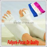 Happy Feet Toe Foot Alignment Socks Massage Toe Socks Stretch Feet Pain Relief