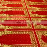 Luxury Masjid Carpet factory, Mosque Prayer Carpet for public area, Carpet Manufactory of hand rug