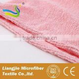 [LJ towel] high quality hair microfiber hand towel wholesale kitchen towels the table Washcloth for home cleaning wholesale