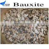 Titan 85% alumina 1-3mm calcined bauxite with low price