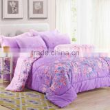 Wholesale Factory Direct Price 100% Cotton Bedding Set Include Bedsheet, Duvet Cover And Pillow Cases