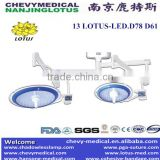 13LOTUS-LED.D78/D61 shadowless operating light shadowless operating lamp medical equipment in Health&Medical