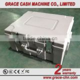 Safety money box, anti-violence cash box, cash-in-transit box