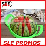 Custom Stainless Steel Vegetable Slicer,Kitchen Watermelon Slicer,High Quality Promotional Hot Sale Plastic Melon Cutter Factory                                                                         Quality Choice