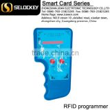 SOA Handheld ID duplicator Card Copy Machine- writting (em4100/4305/T5577/5567) rfid card