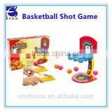manuel hand game kid toy basketball shot baby toy