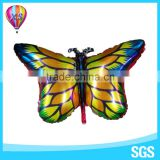High quality animals helium balloon of China factory with butterfly shape for party needs or children toys