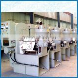 Qie high quality fractionate coconut oil machine factory