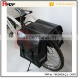 Outdoor Waterproof Commuter Double Rear Pannier Saddle Bicycle Bag