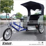 Inquiry about CE ESTER Electric passenger tricycle