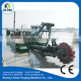 China Professional Maker Cutter Suction Sand Dredger Machine