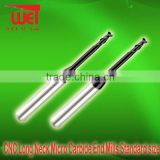 CNC Long Neck Micro Carbide End Mills Standard size