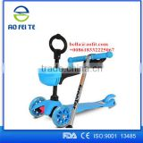 alibaba website best selling items China made high quality 3 wheel mobility electric kids balance scooter
