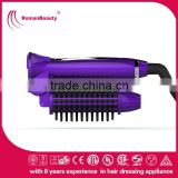 MINI hair iron brush, MINI travel hair iron brush, foldable hair iron brush